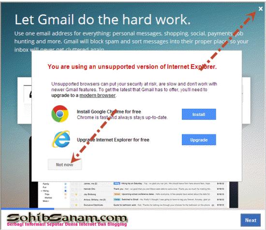 [Update] Cara Terbaru Membuat Email di Gmail dan yahoo