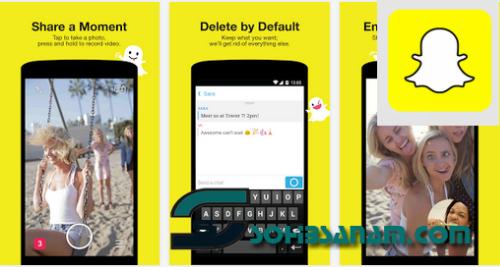 aplikasi sosial media snapchat