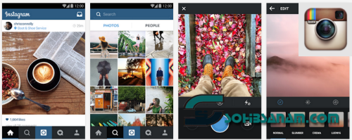 sosial media terkenal di googleplay instagram