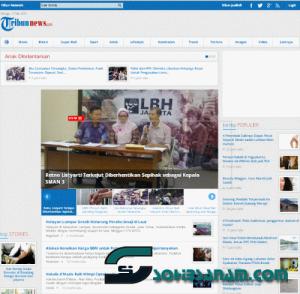 berita teraktual dan terkini online tribunnews.com