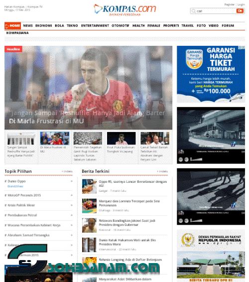 14 Situs Berita Terkini Online Terpopuler Di Indonesia