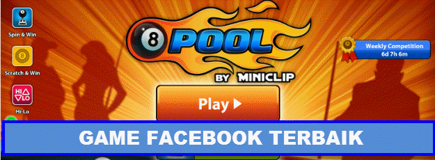 game facebook terbaik 8 ball pool