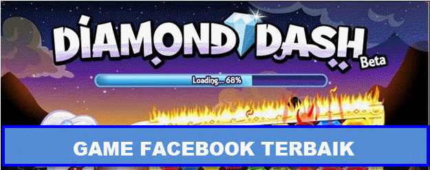 game facebook terbaik gratis Diamond dash