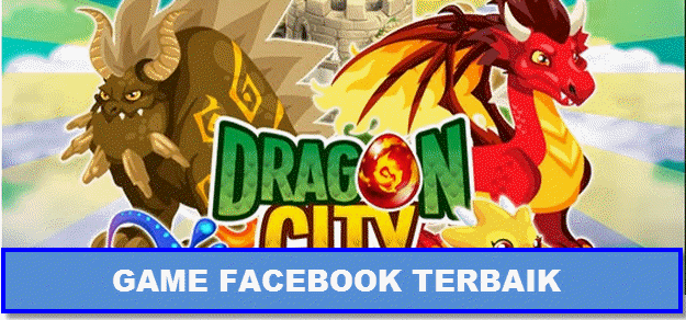 game online facebook gratis terpopuler Dragon city