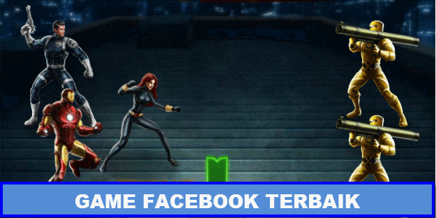 game online facebook terpopuler 2015 avenger alliance