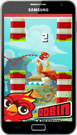 aplikasi game android offline terseru splashy bird