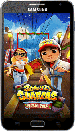 aplikasi game android terbaru terbaik subway surfers