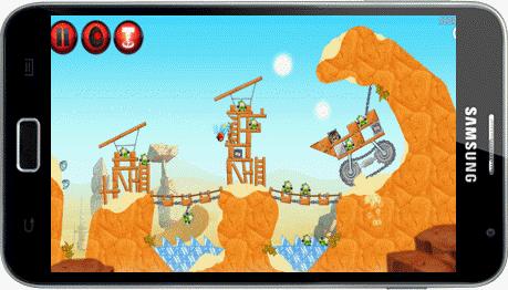 game android terbaru gratis angry starwars2