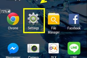 Cara Mudah Aktifkan / nonaktifkan Pola Pengunci layar Android