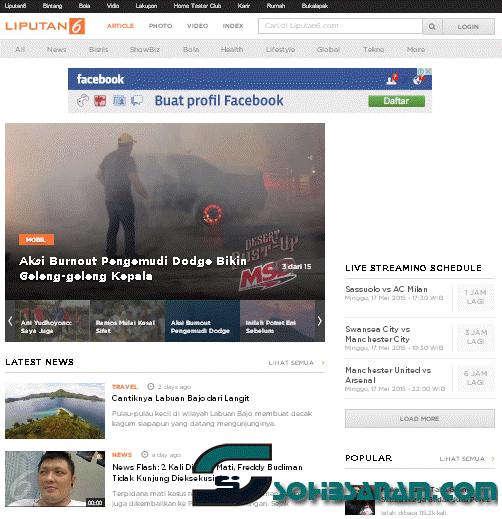 berita online terkini liputan6.com
