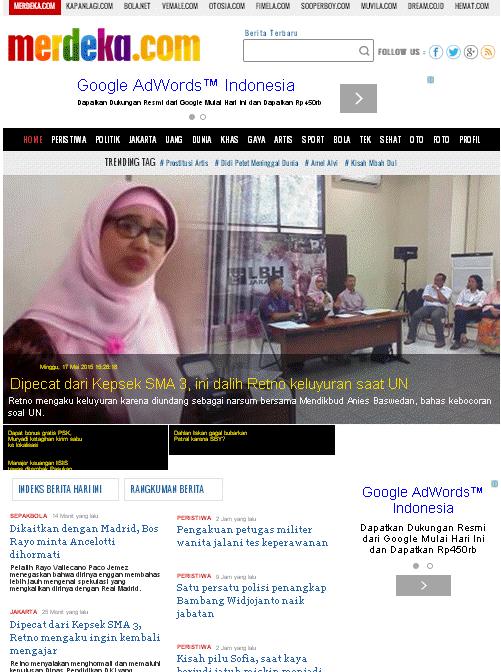 berita politik indonesia terbaru merdeka.com