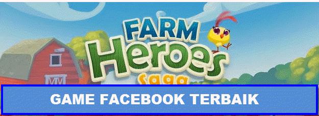 daftar permainan online facebook gratis farm heroes saga