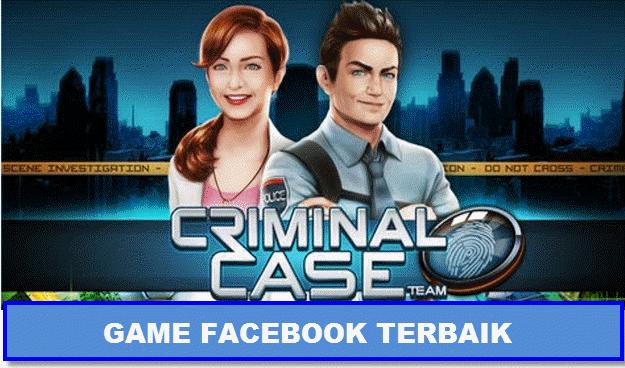 game online facebook keren dan seru Criminal Case