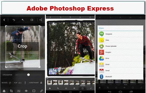 aplikasi edit foto android adobe photoshop express