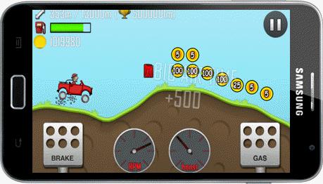 aplikasi game android tanpa internet terbaik gratis racing climp