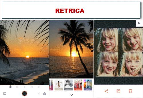 edit foto android terbarik retrica