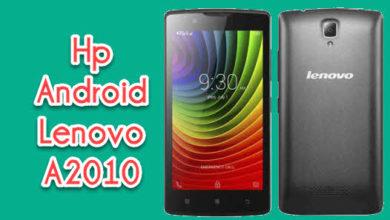 Harga Hp Android Lenovo A2010