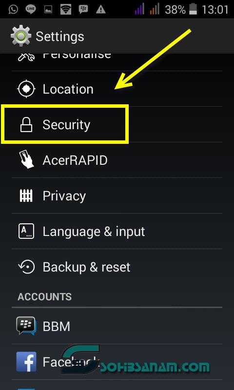 cara agar pola lockscreen tidak aktif lagi