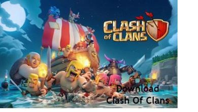 Download Clash Of Clans COC terbaru 2017