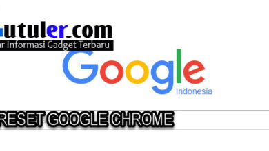 Cara reset chrome