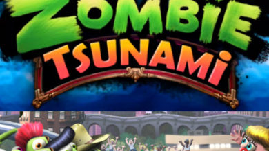 Download game Zombie Tsunami