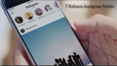 Rahasia Instagram Stories