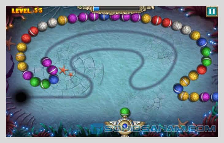 cara bermain marble legend2