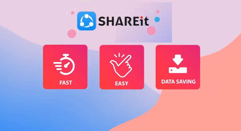 shareit aplikasi transfer super cepat