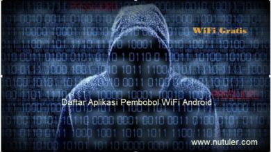 Aplikasi pembobol wifi di Android
