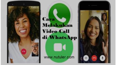 Cara Melakukan Video Call di WhatsApp