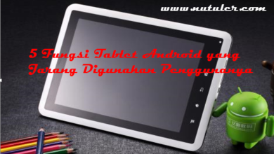 5 Fungsi Tablet Android