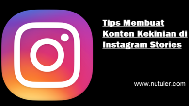 Tips Membuat Konten Kekinian di Instagram Stories