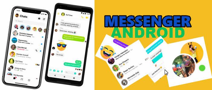 download Messenger apk 2020