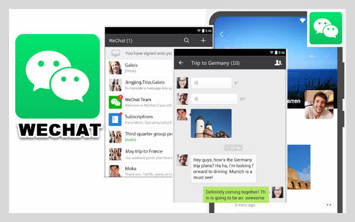 download aplikasi wechat terbaru