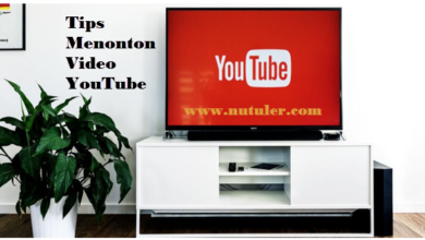 tips menonton video youtube
