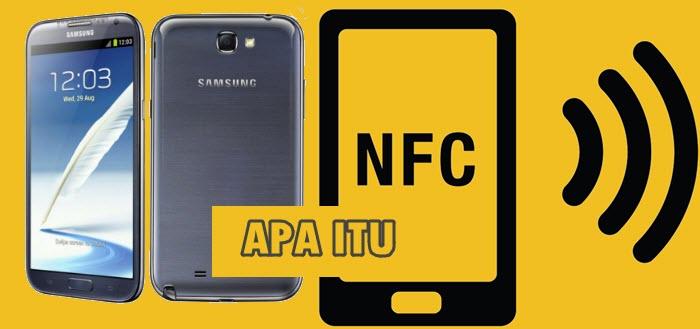 apa itu NFC dan apa fungsinya