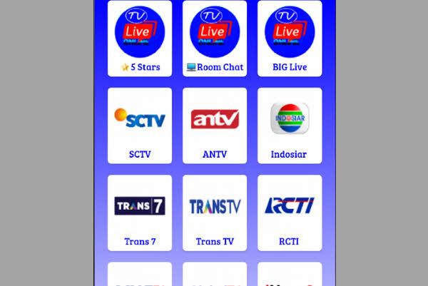 aplikasi tv online tvindonesia