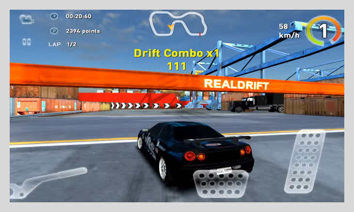 game balap mobil Real Drift Car Racing android