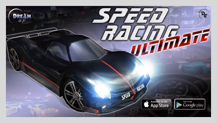 game balap mobil android Speed Racing Ultimate Free