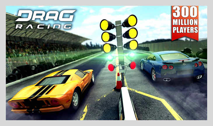 game balap mobil android drag racing