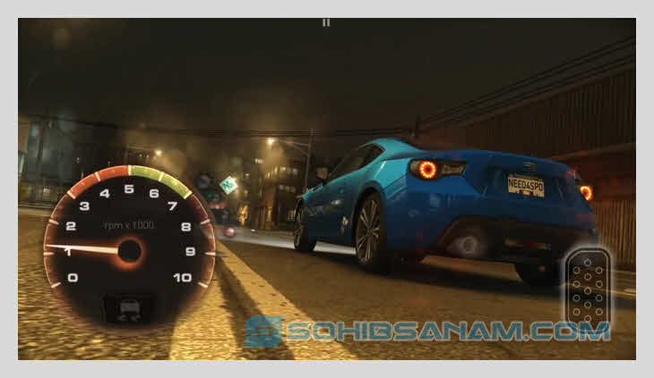 game mobil balap android Need For Speed No Limits