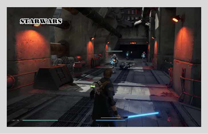 game perang offline pc starwars jedi