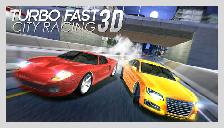 game turbo fast 3d