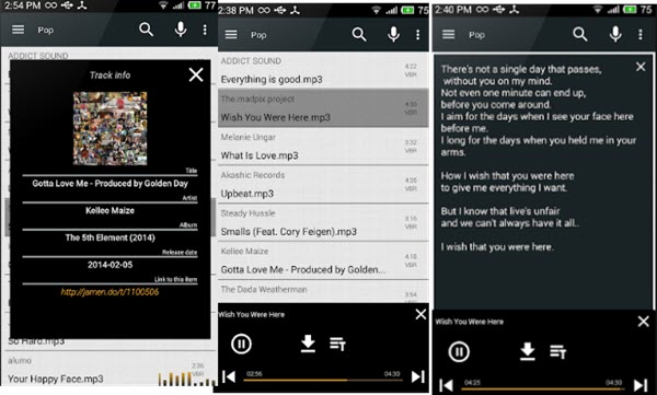 Download Mp3 Music aplikasi android