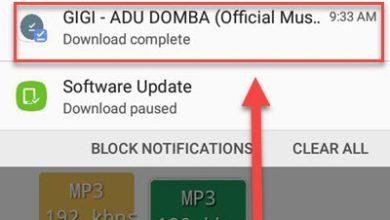 download lagu mp3 di hp selesai