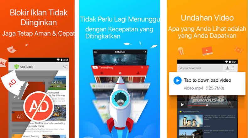 aplikasi browser android CMbrowser