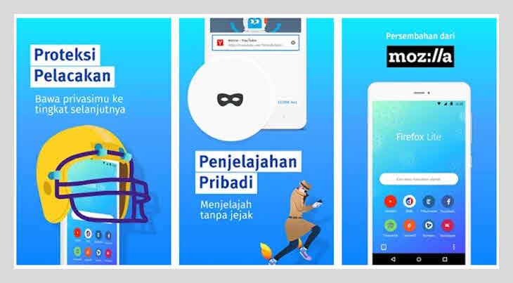 aplikasi browser android mozilla lite