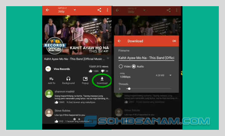 aplikasi download film di youtube newpipe