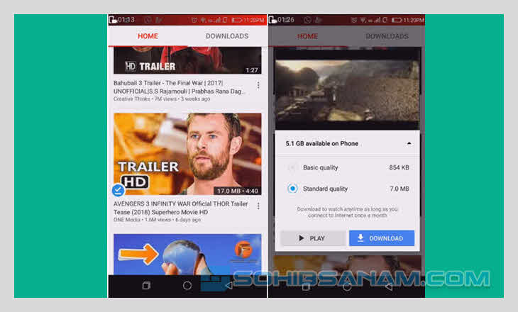aplikasi download video android youtube go