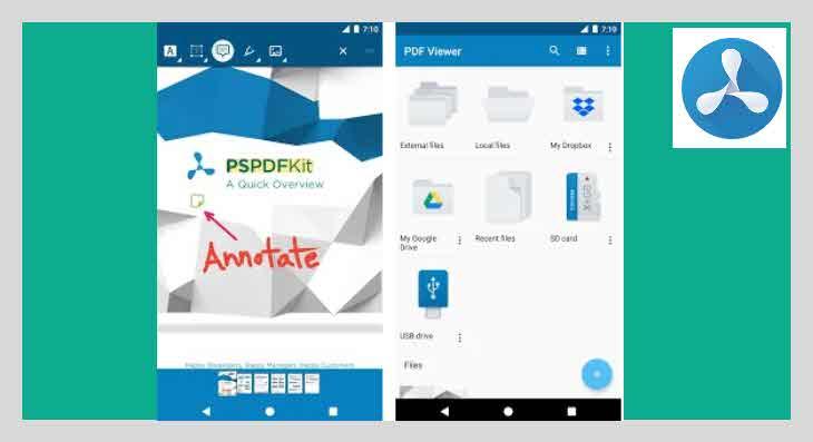 aplikasi pembaca pdf viewer pro